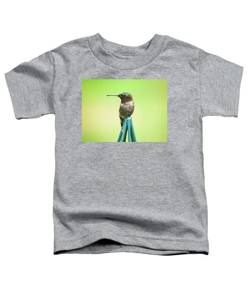 Stick Out Your Tongue Toddler T-Shirt