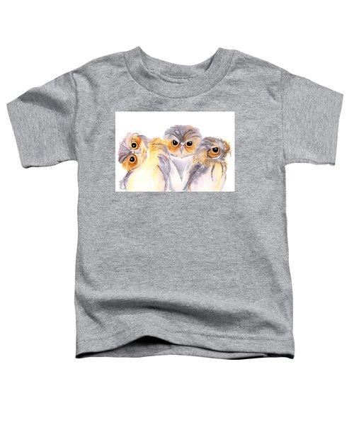 Stickin' Together Toddler T-Shirt
