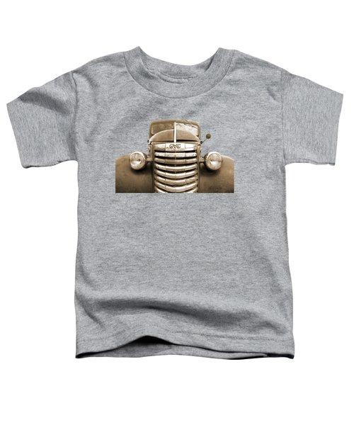Still Going Strong - Sepia Toddler T-Shirt