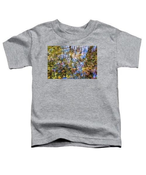 Stillness Holds Everything Toddler T-Shirt