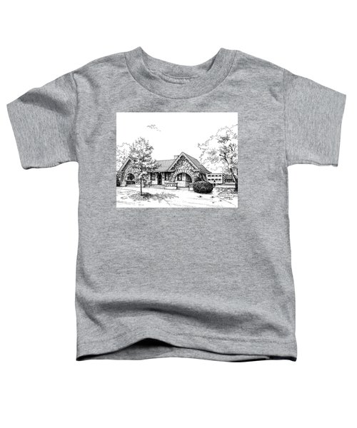Stone Ave. Train Station Toddler T-Shirt