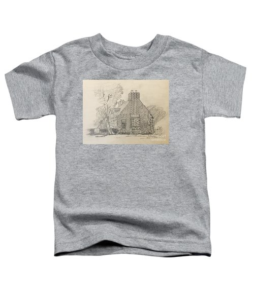 Stone Cottage Toddler T-Shirt