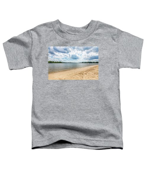 Sand, Sky And Water Toddler T-Shirt