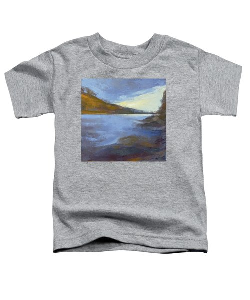 Storm Clouds Break Over The River Gorge Toddler T-Shirt