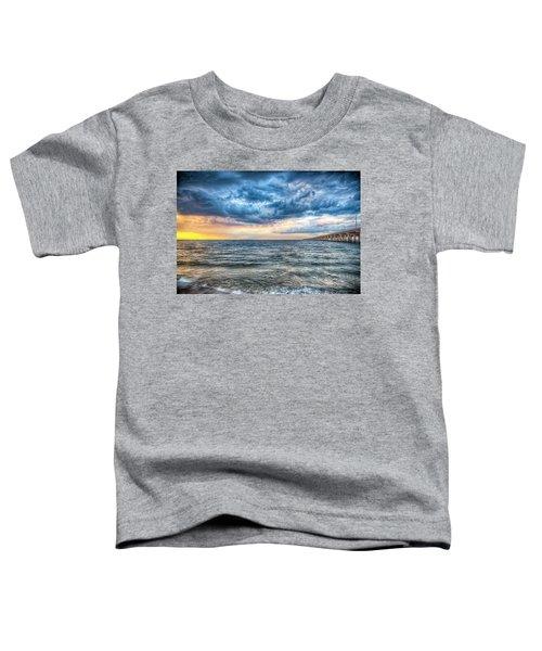 Storm Rising Toddler T-Shirt