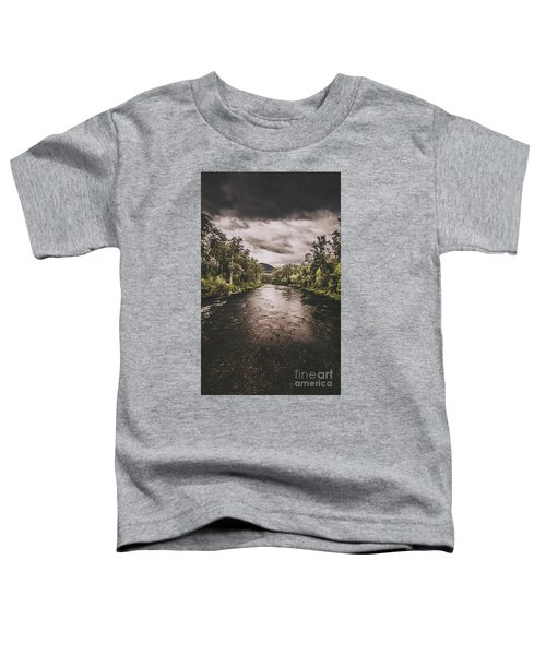 Stormy Streams Toddler T-Shirt