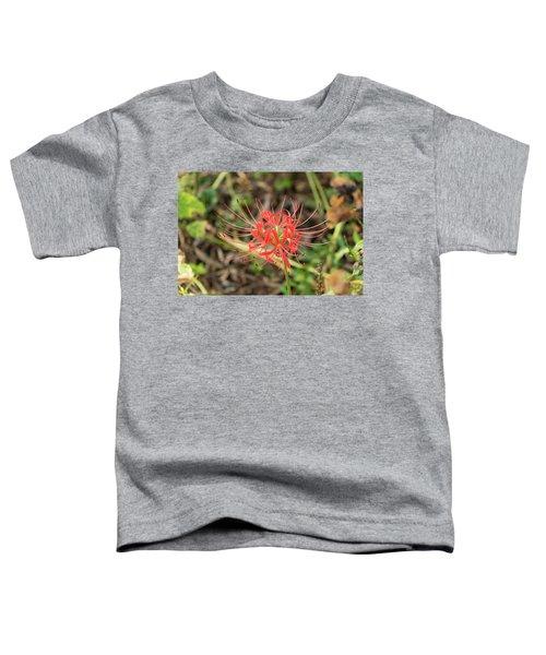 Strange Flower Toddler T-Shirt