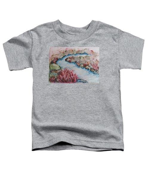 Stream Of Dreams Toddler T-Shirt