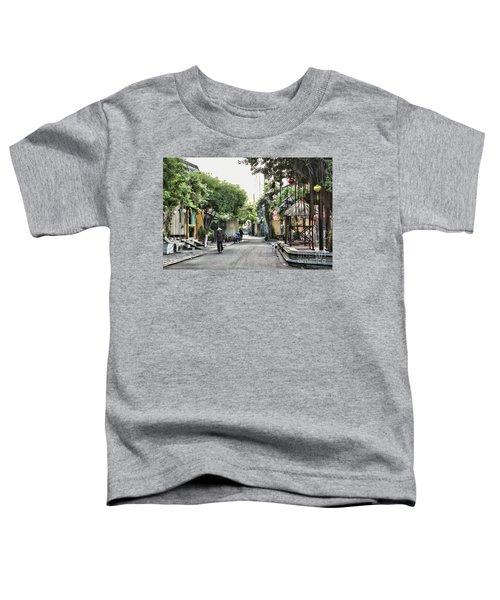 Streets Of Hoi An IIi Toddler T-Shirt