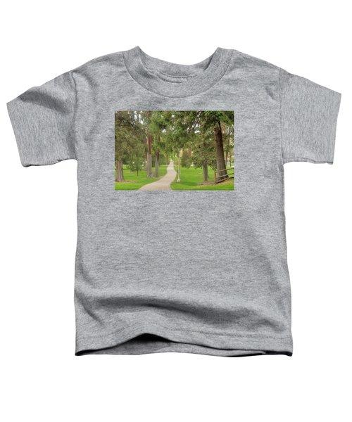 Stroll Toddler T-Shirt