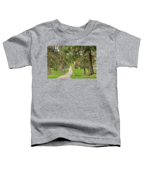 Stroll Toddler T-Shirt