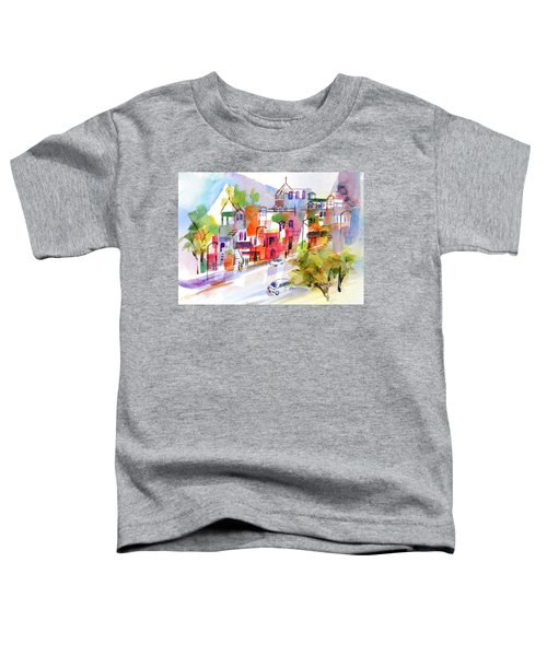 Stroll In Montreal Toddler T-Shirt