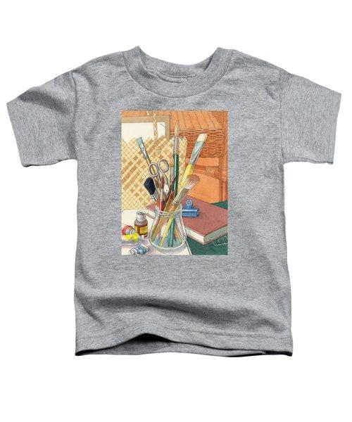Studio Toddler T-Shirt