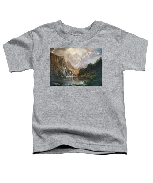 Study In Nature Toddler T-Shirt