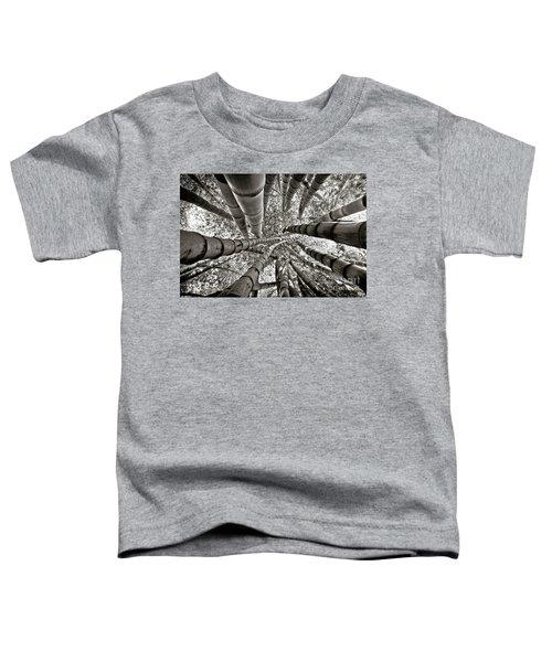 Stunning Bamboo Forest Toddler T-Shirt