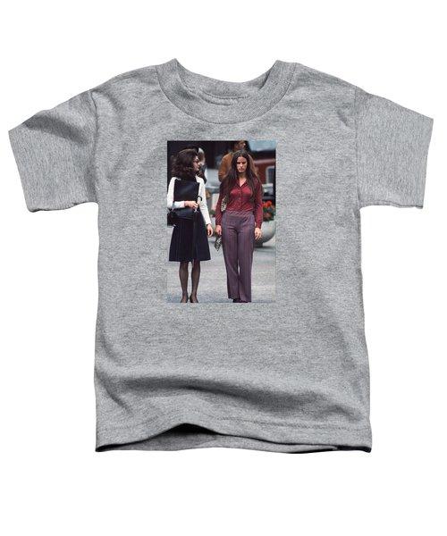 Stylish Dayton's Shoppers Toddler T-Shirt