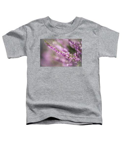 Summer Breezes Through The Heather Toddler T-Shirt