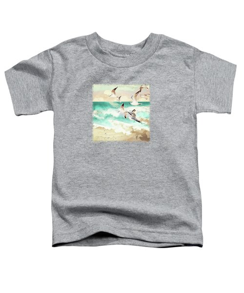 Summer Flight Toddler T-Shirt
