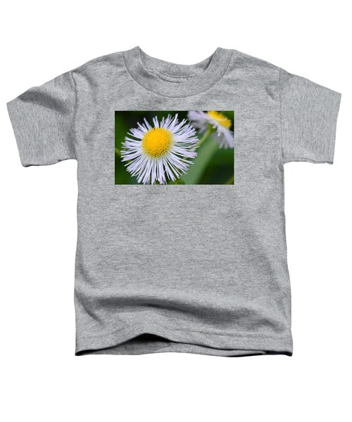 Summer Flower Toddler T-Shirt