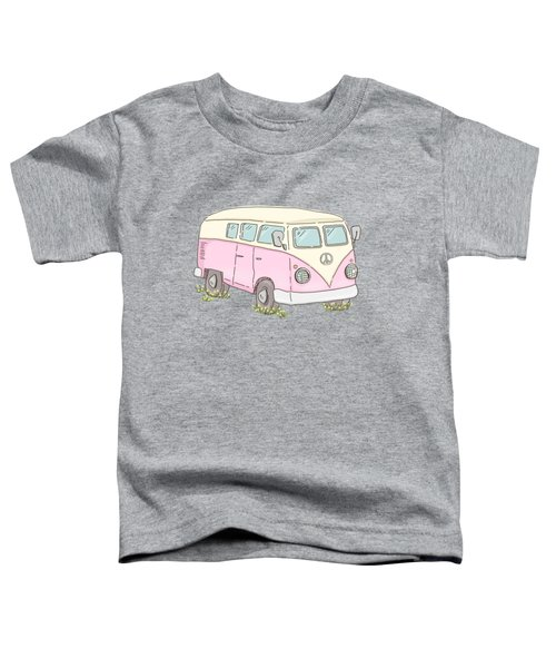 Summer Fun Van Toddler T-Shirt