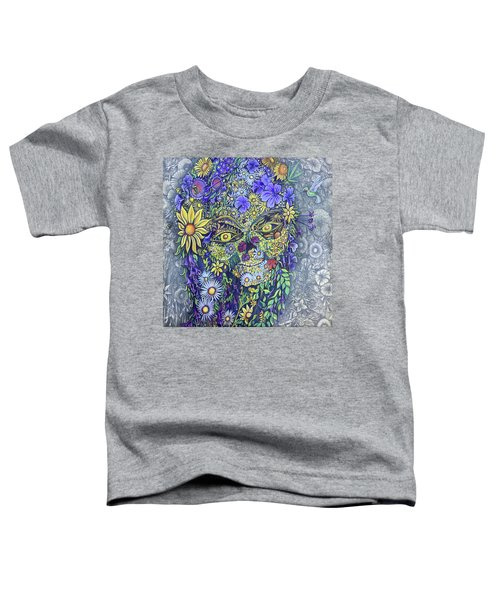 Summer Girl Toddler T-Shirt