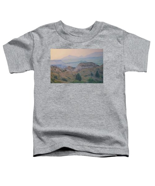 Summer In The Badlands Toddler T-Shirt