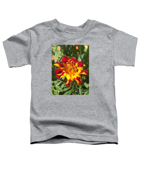 Summer Marigold Toddler T-Shirt