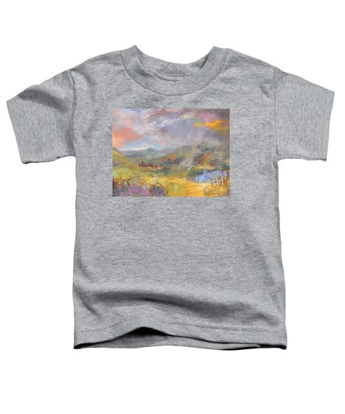 Summer Rain Toddler T-Shirt