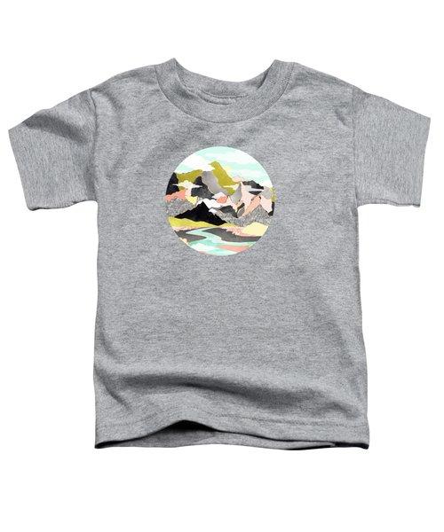 Summer River Toddler T-Shirt