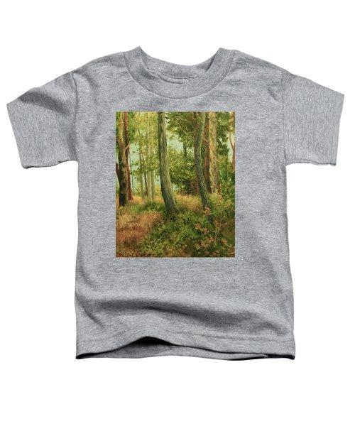 Summer, Sidney Spit Toddler T-Shirt