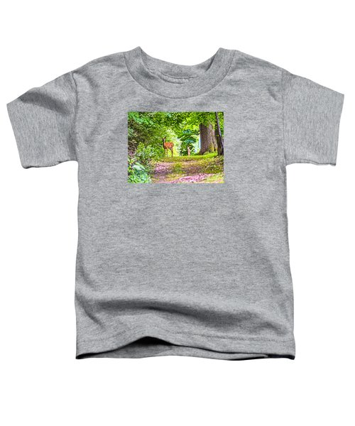 Toddler T-Shirt featuring the photograph Summer Stroll by Anthony Baatz