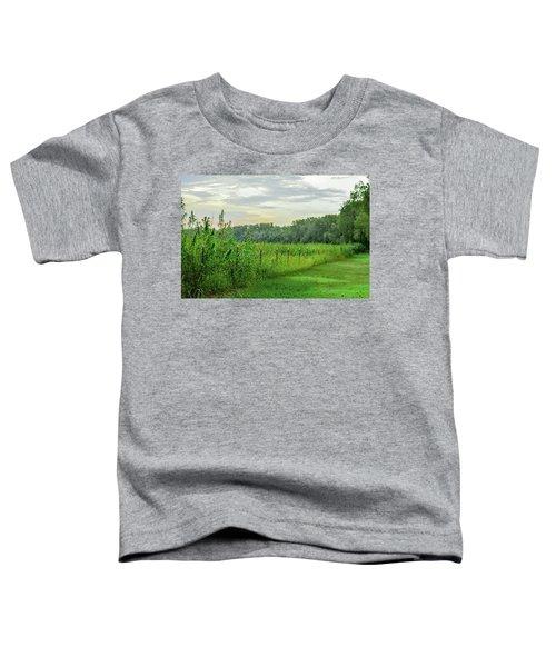 Summers Green Toddler T-Shirt