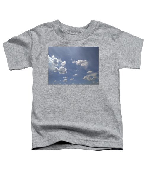 Summertime Sky Expanse Toddler T-Shirt