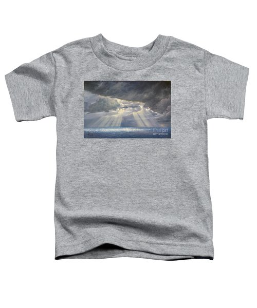 Storm Subsides Toddler T-Shirt