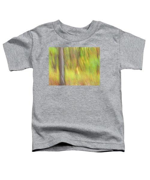 Sun Kissed Tree Toddler T-Shirt
