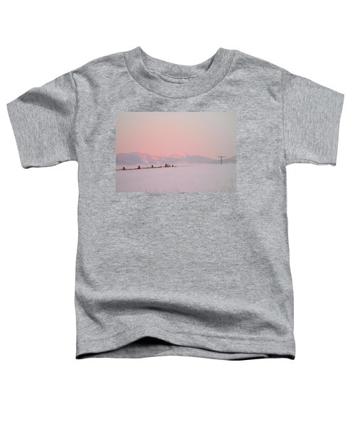 Sun Up On 12th Toddler T-Shirt