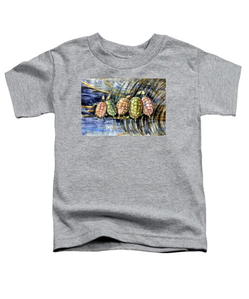 Sunbath Toddler T-Shirt
