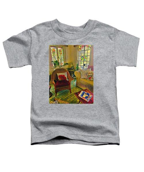 Sunday Chill  Toddler T-Shirt