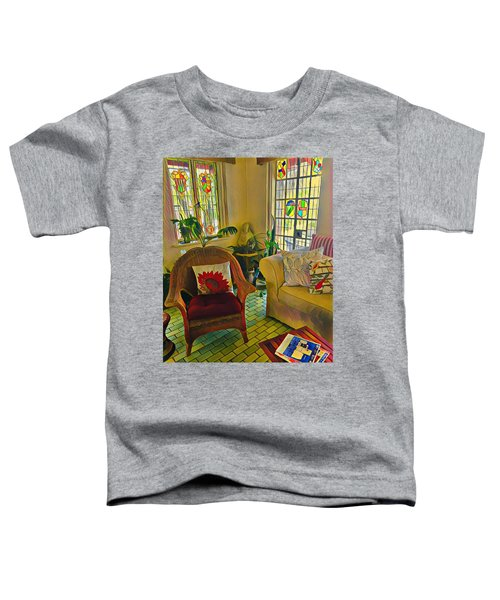 Sunday Chill  Toddler T-Shirt