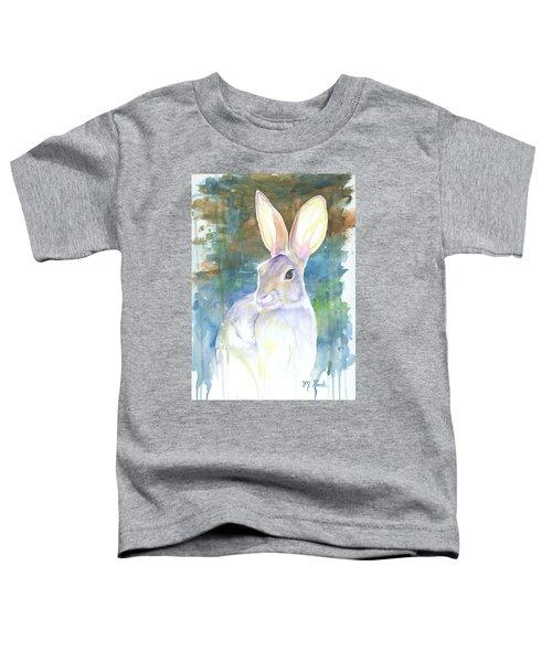 Sunny Bunny Toddler T-Shirt