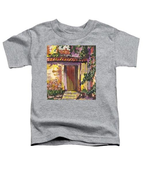 Sunny Doorway Toddler T-Shirt