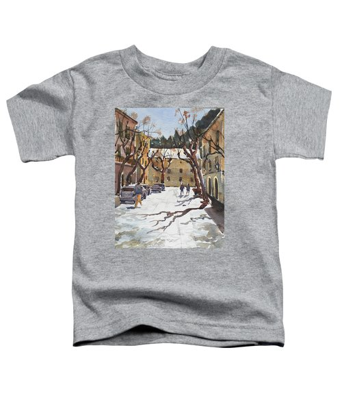 Sunny Street, Valledemossa Toddler T-Shirt