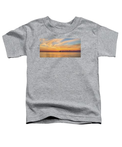 Toddler T-Shirt featuring the photograph Sunrise And Splendor by Bill Pevlor