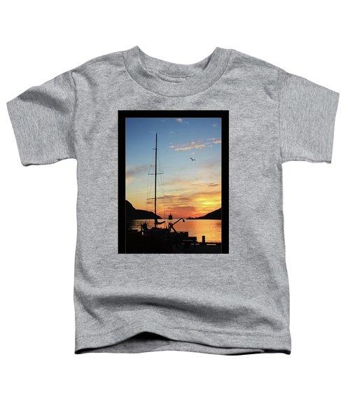 Sunrise In Newfoundland Toddler T-Shirt