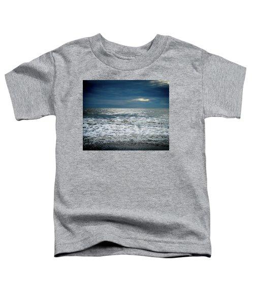 Sunrise-kennebunk Beach Toddler T-Shirt