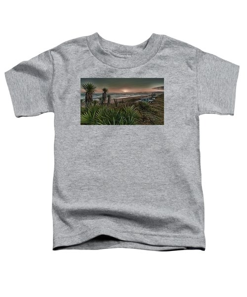 Sunrise Picnic Toddler T-Shirt