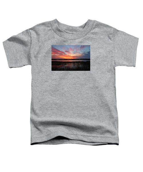 Sunset And Reflections 2 Toddler T-Shirt