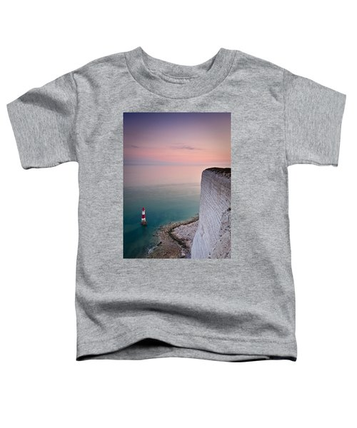 Sunset At Beachy Head Toddler T-Shirt
