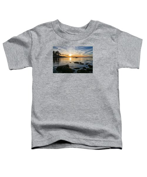 Sunset Cove Gloucester Toddler T-Shirt