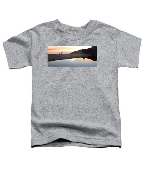 Sunset Family Toddler T-Shirt